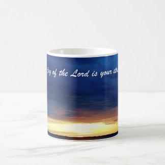 喜び! コーヒーマグカップ