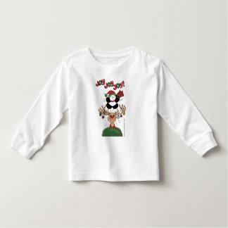 喜び、喜び、世界への喜び トドラーTシャツ