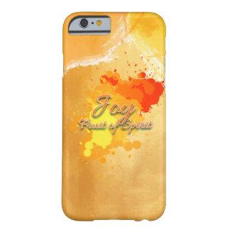喜び、精神のフルーツ BARELY THERE iPhone 6 ケース