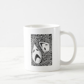 喜劇及び戯曲 コーヒーマグカップ