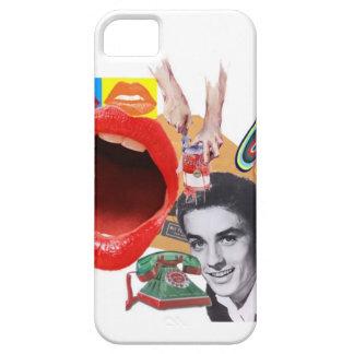 喜劇的なカバー iPhone SE/5/5s ケース