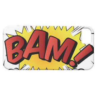 喜劇的なキャプション iPhone SE/5/5s ケース