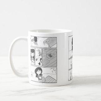 喜劇的なコーヒーカップ コーヒーマグカップ