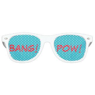 喜劇的なサングラス レトロサングラス