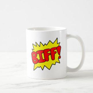 喜劇的な「ビフ! 「 コーヒーマグカップ