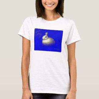 喫煙のウサギ Tシャツ