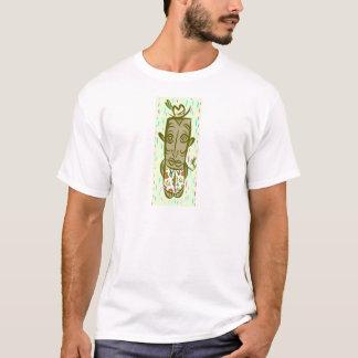 喫煙Tiki Tシャツ