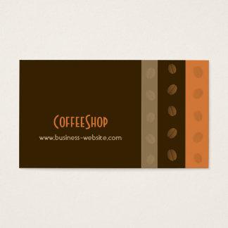 喫茶店の名刺 名刺