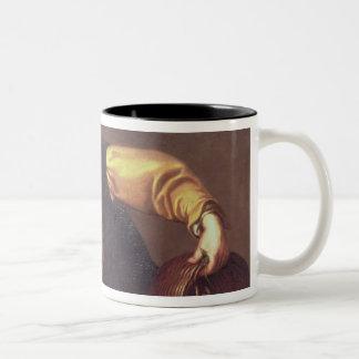 嗅覚 ツートーンマグカップ