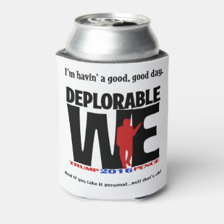 嘆かわしい私達飲み物用品 缶クーラー