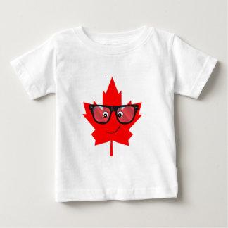 嘲笑のカナダのおたく ベビーTシャツ