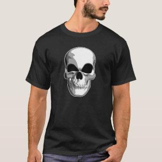 嘲笑のスカル Tシャツ