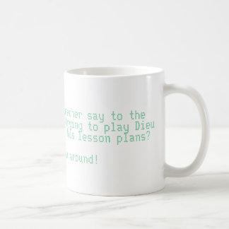 器官の引用文のマグ- Messiaen コーヒーマグカップ