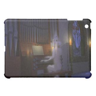 器官のiPadの場合を遊んでいる幽霊 iPad Miniケース