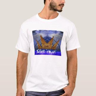 器官のTシャツの上のそれらを付けて下さい Tシャツ