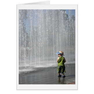 噴水のディラン カード