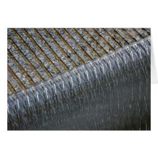 噴水 カード