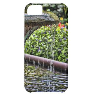 噴水 iPhone5Cケース