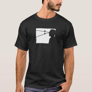 囚人の嘘発見器 Tシャツ
