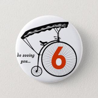 """囚人の第6ボタンは""""会っています"""" 5.7CM 丸型バッジ"""