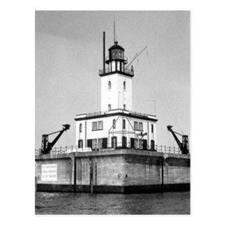 回り道礁の灯台 ポストカード