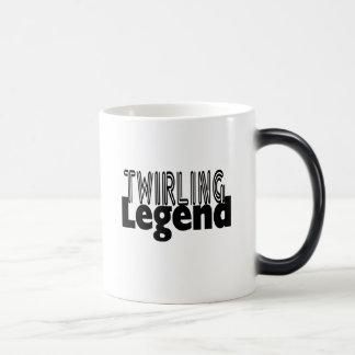 回る伝説 モーフィングマグカップ
