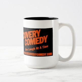 回復喜劇15のoz。 コーヒー・マグ ツートーンマグカップ