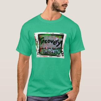 回復続くプロセス Tシャツ