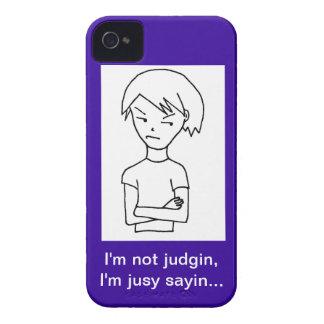 回復Judgin Case-Mate iPhone 4 ケース