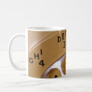 回転式電話 コーヒーマグカップ