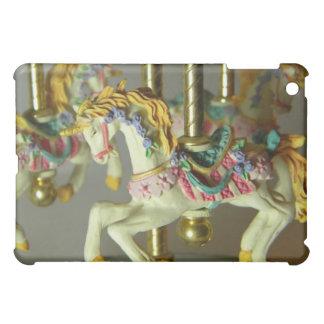 回転木馬の乗車 iPad MINI CASE
