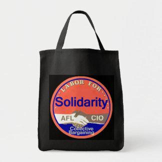 団結のバッグ トートバッグ