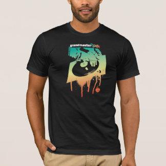団長のフラッシュ-それを切って下さい Tシャツ