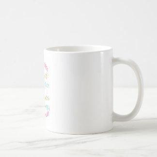 困難不可能な日を取ります週のマグを取ります コーヒーマグカップ