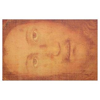 囲い板ヴェロニカのベールのManopelloの神聖な顔の生地 ファブリック