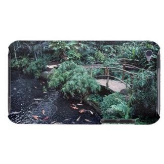 囲まれる金魚の池上の橋 Case-Mate iPod TOUCH ケース