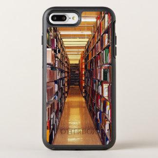 図書館の本 オッターボックスシンメトリーiPhone 8 PLUS/7 PLUSケース