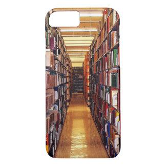 図書館はiPhone 7の場合を予約します iPhone 8/7ケース
