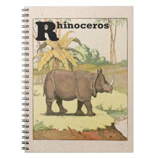 図解入りの、写真付きのなサイの物語の本 ノートブック