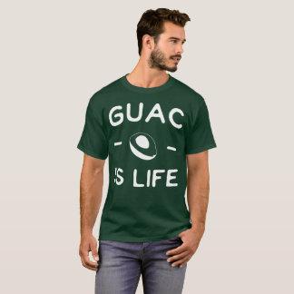 図解入りの、写真付きのなGuacは生命です Tシャツ