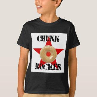 固まりのロッカー Tシャツ