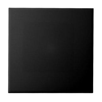 固体黒 タイル