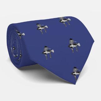 固定用具のカーフローピングのネクタイ オリジナルタイ