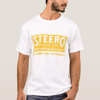 固形ブイヨン Tシャツ