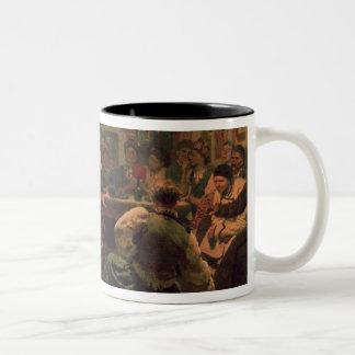 国のフェスティバル1881年 ツートーンマグカップ