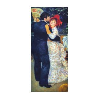 国のルノアールのファインアートのダンス キャンバスプリント