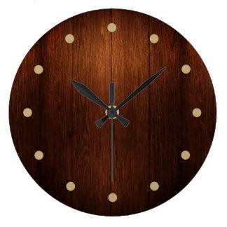 国の台所時計 ラージ壁時計
