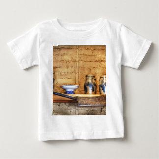 国の台所棚 ベビーTシャツ