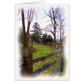 国の塀 カード