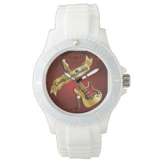 国の強い予約の腕時計 ウォッチ